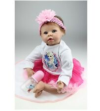 Sanydoll Reborn Baby Dolls Little Princess 22""