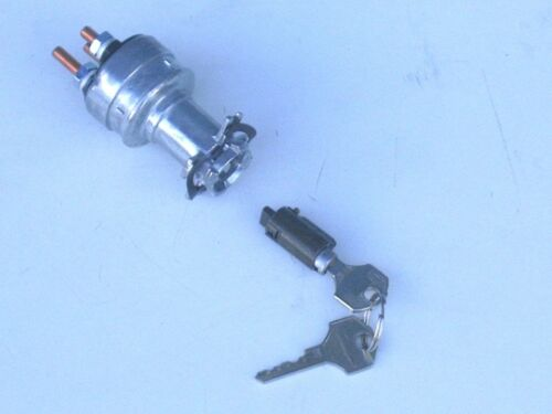 1947 1948 47 48 FORD CAR  IGNITION SWITCH WITH KEYS /& TUMBLER SET NEW