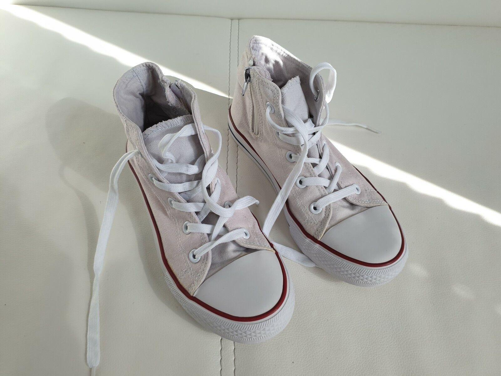 Alive Kinder Mädchen Teenie Freizeit Schuhe Chucks Sneaker