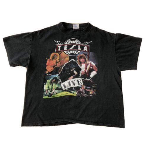 1990 Concert Tour Band T Shirt Brockum XL