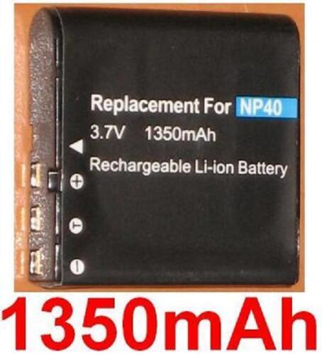 Batterie 1350mAh type LB-060 LB060 Pour Kodak PixPro AZ361
