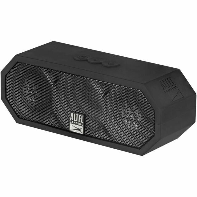 Altec Lansing The Jacket H10 10 Rugged Bluetooth Speaker