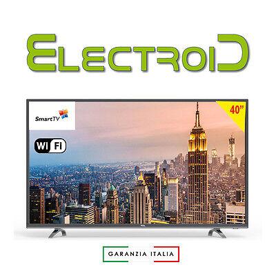 """SMART TV LED 40"""" TCL F40S5906 LED FULL HD INTERNET TV DVB-T2/C 200Hz HDMI WIFI"""
