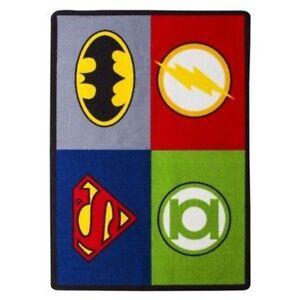 La Foto Se Está Cargando Increible Rara Justice League De Area De Batman