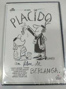 Placido Luis Garcia Berlanga Jose Luis Lopez Vazquez - DVD Español Nueva 3T