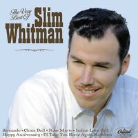 SLIM WHITMAN ( NEW SEALED CD ) THE VERY BEST OF / GREATEST HITS COLLECTION