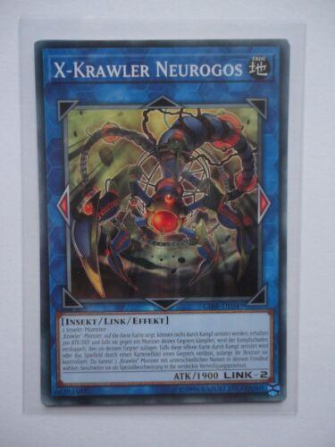 3X X-KRAWLER NEUROGOS CIBR-DE049  COMMON