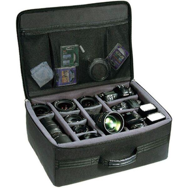 Amical Vanguard Divider Bag 46 étui Sac Pour Appareil Photo Numérique Avec Lentilles Grand Assortiment