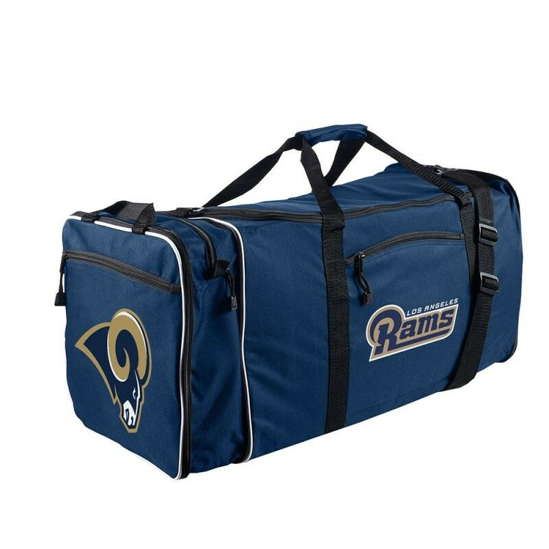 Northwest nfl los angeles rams Steal teambag Sport bolso nuevo en el embalaje original