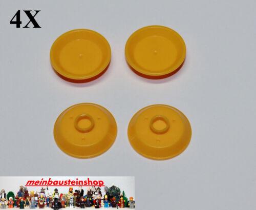 4X Lego® Friends 93082 93082f Teller 3X3 Heles Orange Bright Light Orange NEU