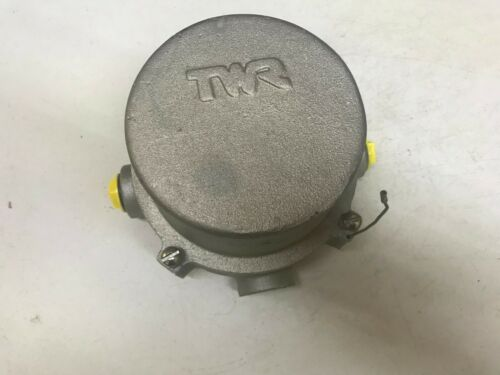 """TWR Outdoor Dust//Water /& EXPLOSION Proof Electrical Junction Box 3//4/"""""""