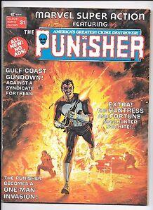 Marvel-Super-Action-1-January-1976-Featuring-The-Punisher-Magazine-sized