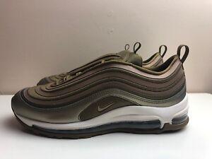 Détails sur Nike W Air Max 97 Ultra 17 Formateurs gold UK 6.5 EUR 40.5 917704 901 afficher le titre d'origine