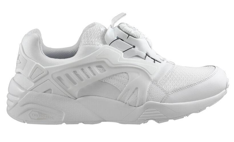 Nuevo Zapatos Puma Disc Blaze CT Ocio Fashion Zapatos Zapatillas blancoo