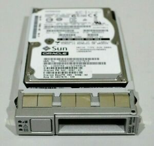 Sun-Oracle-600GB-2-5-034-SAS-6Gb-s-10K-Disco-Duro-HDD-542-0287-01-2-5-034-Caddy