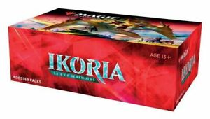 MTG Ikoria: Lair of Behemoths NEW BOOSTER FACTORY SEALED box 36 packs