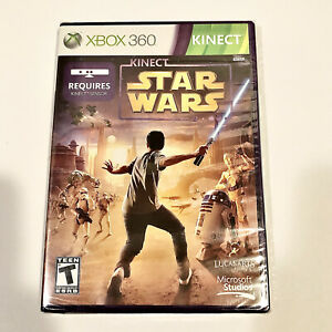 Kinect Star Wars — BRAND NEW! Factory Sealed! Fast Shipping! (Xbox 360, 2012)