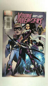 YOUNG-AVENGERS-10-1st-Printing-Kate-Bishop-2006-Marvel-Comics