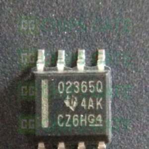 2PCS-OPA-2365-aqdrq-1-IC-OPAMP-GP-50-MHz-RRO-8-SOIC-Ti