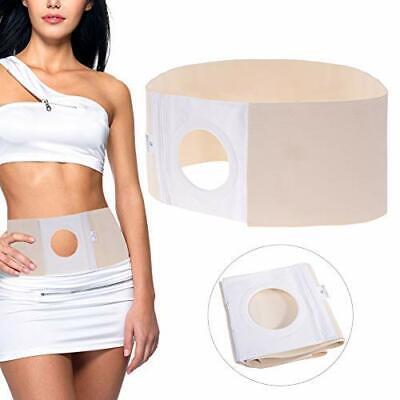 Ostomy Belt Hernia Support Wraps For Colostomy Bag Abdominal Binder L Xl Ebay