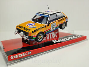 """Slot car SCX Scalextric A10197S300 Talbot Sunbeam """"Heat For Hire"""""""