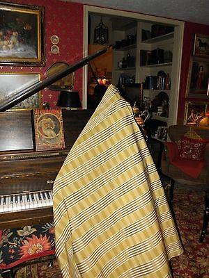 Beautiful Designer Upholstery & Drapery Silk Fabric- HUGE TEMPORARY SALE!!