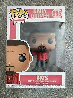 Baby Driver Funko POP Vinyl Bats