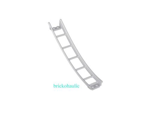 Lego Train Track Roller Coaster Ramp Large Lower 6 Bricks Elevation Parts Lot