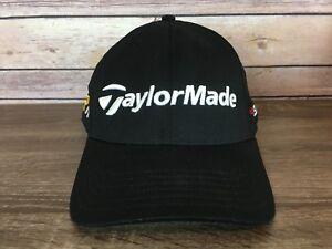 Image is loading TaylorMade-R11-Burner-Strapback-Cap 0494431ec57