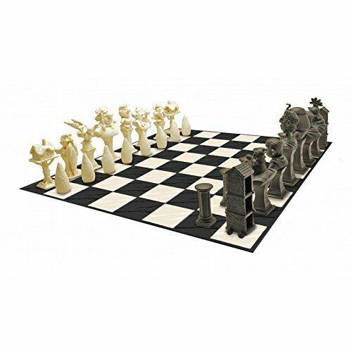 Asterix hkonsts Chess Set PLASleksak