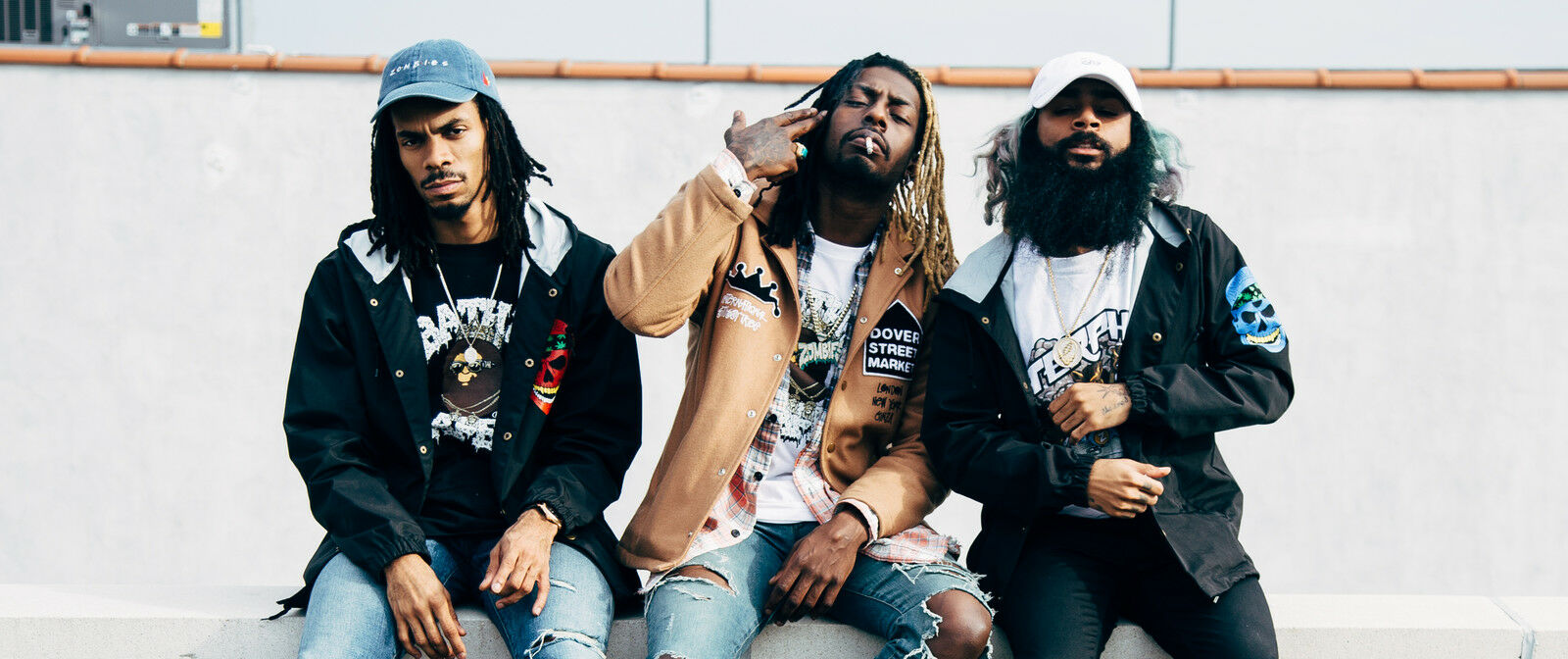 Flatbush Zombies Tickets (18+ Event)
