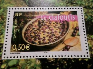 FRANCE-2004-timbre-3654-REGIONS-LE-CLAFOUTIS-neuf-VF-MNH-STAMP