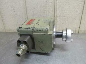 IMO Model 42032 Hydraulic Gear Pump 12.2 GPM 4000 PSI 2 Stage