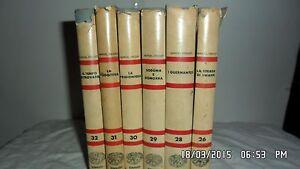 ALLA-RICERCA-DEL-TEMPO-PERDUTO-M-PROUST-6-voll-EINAUDI-EDITORE-NUE-1a-ed-1963