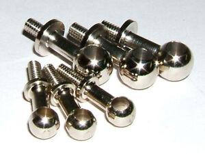 """Hand Rail Knobs 7.1/4"""" Gauge Nickel brass (unit = 10pp)"""