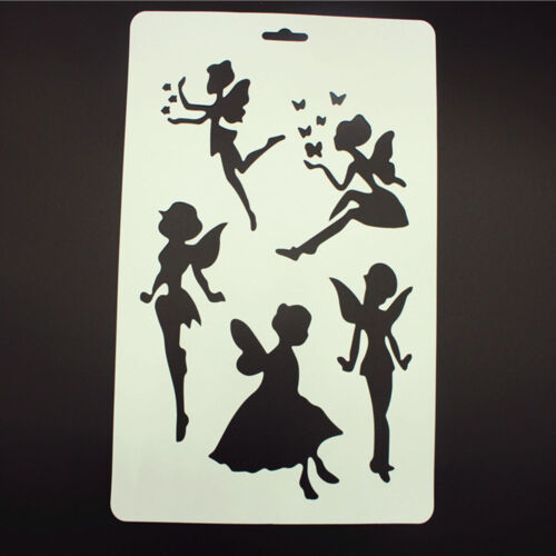 Hot Kids Drawing Painting Templates Educational Toys DIY Scrapbooking Stencils