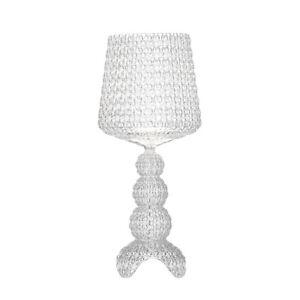 Details zu KARTELL lampada da tavolo MINI KABUKI Ø 30 x H 70 cm design by  Ferruccio Laviani