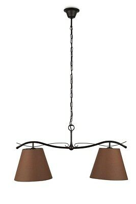 Philips Hängelampe Deckenlampe Kronleuchter Pendellampe Rustikal Landhaus Lampe