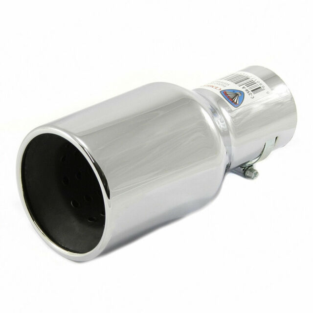 Sport Exhaust Trim Tail Tip Pipe Fits Renault Scenic Clio Mk2 Mk3 Fluence