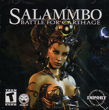 SALAMMBO Battle for Carthage Adventure PC Game NEW