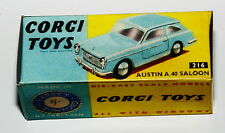 Reprobox Corgi Toys Nr. 216 - Austin A.40 Saloon