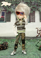 Taeyang Koichi Sheryl Design Groove Fashion Doll Pullip In Usa