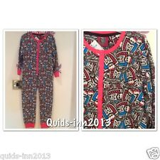 MONSTER HIGH ONESIE PYJAMAS SLEEPSUIT PRIMARK LICENSED AGE 5-6 YEARS
