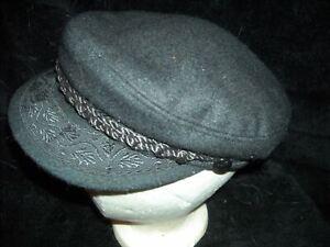1970\u2019s AEGAN Made Wool Fisherman\u2019s Cap