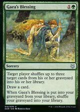 Gaea's Blessing   NM/M   Nissa vs. Ob Nixilis   Magic MTG