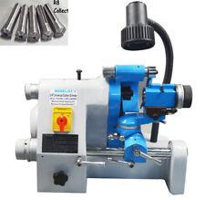 220v R8 Collect Multi Functional Cutter Grinder Sharpener For End Mill