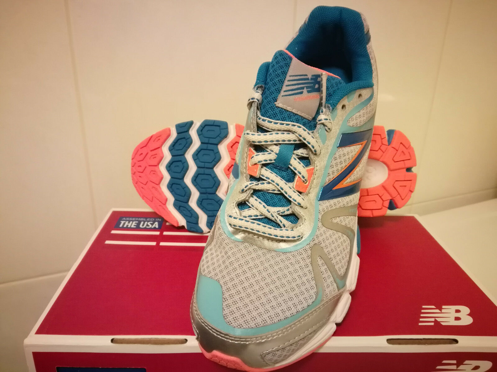 New Womens New Balance 780 v5 Running Sneakers Shoes - 6.5 D width