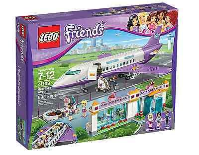 Lego Friends - Heartlake Airport - 41109 -  AU Stock