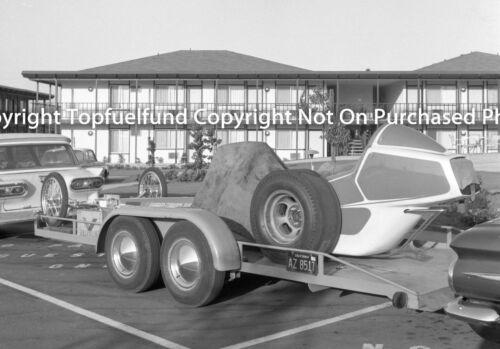 Warren /& Coburn /& Warren NHRA Top Fuel Dragster 8x10 Vintage Photo 1