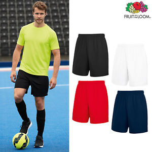 Fruit of the Loom Performance shorts Men/'s Gym Running Sport Fitness pants